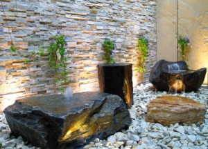 feng shui water feature
